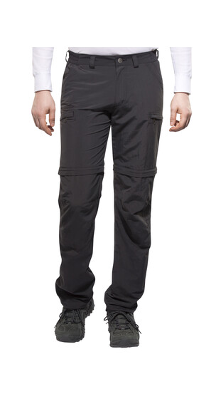 VAUDE Farley IV ZO Pants short Men black